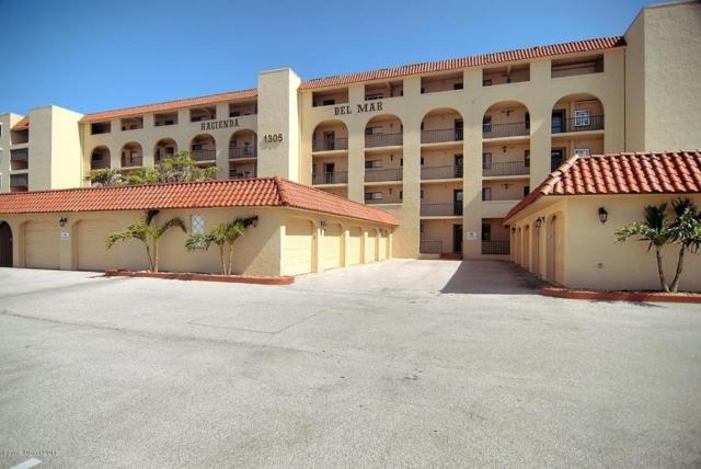 1305 S Atlantic Avenue #510, Cocoa Beach, FL 32931 (MLS #805392) :: Premium Properties Real Estate Services