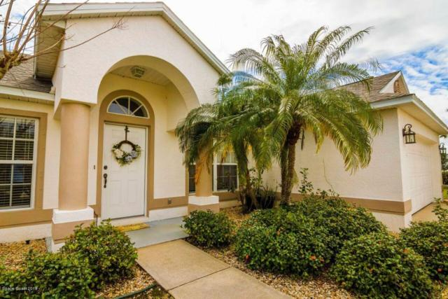 913 Coral Springs Street, Melbourne, FL 32940 (MLS #805443) :: Better Homes and Gardens Real Estate Star