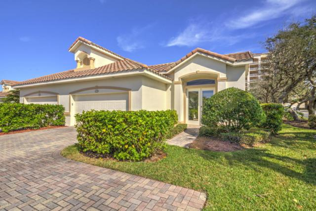 879 Aquarina Boulevard, Melbourne Beach, FL 32951 (MLS #805444) :: Better Homes and Gardens Real Estate Star