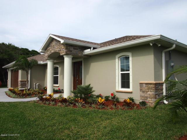 240 Riggs Avenue, Melbourne Beach, FL 32951 (MLS #805457) :: Better Homes and Gardens Real Estate Star
