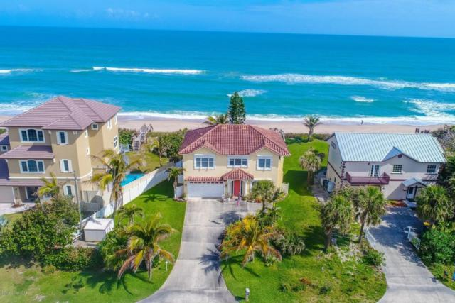 7313 S Highway A1a, Melbourne Beach, FL 32951 (MLS #805481) :: Better Homes and Gardens Real Estate Star