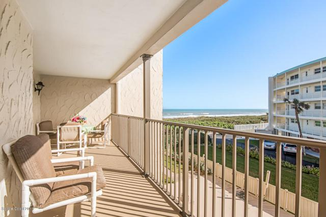 4100 Ocean Beach Boulevard #307, Cocoa Beach, FL 32931 (MLS #805500) :: Better Homes and Gardens Real Estate Star