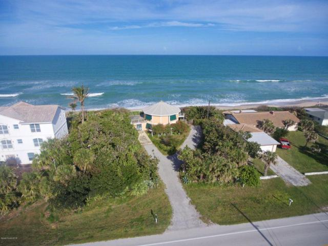 7975 S Highway A1a, Melbourne Beach, FL 32951 (MLS #805502) :: Better Homes and Gardens Real Estate Star
