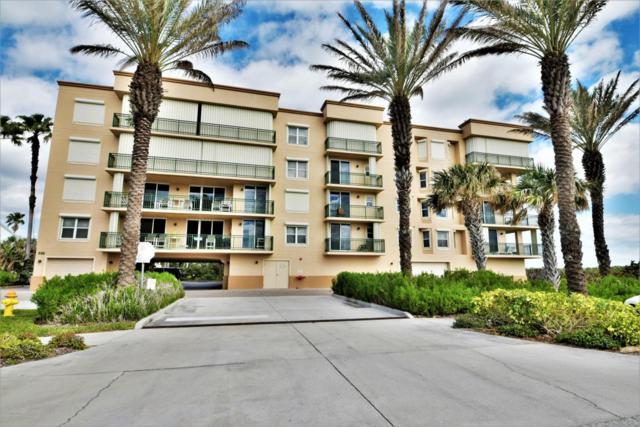 550 Jackson Avenue #203, Cape Canaveral, FL 32920 (MLS #805532) :: Premium Properties Real Estate Services