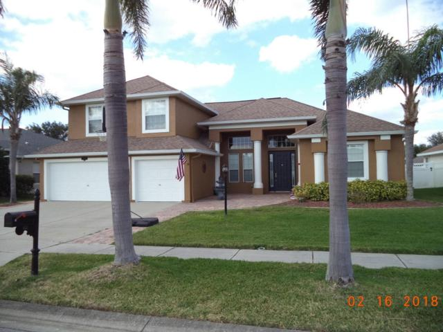 472 Wynfield Circle, Rockledge, FL 32955 (MLS #805593) :: Better Homes and Gardens Real Estate Star