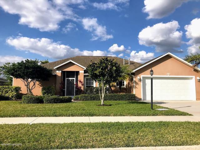 1909 Gloria Circle NE, Palm Bay, FL 32905 (MLS #805599) :: Better Homes and Gardens Real Estate Star
