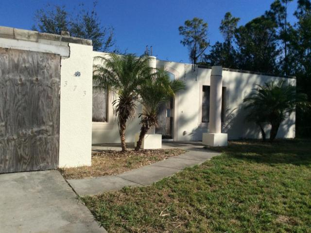 373 Tobias Street SE, Palm Bay, FL 32909 (MLS #805605) :: Better Homes and Gardens Real Estate Star