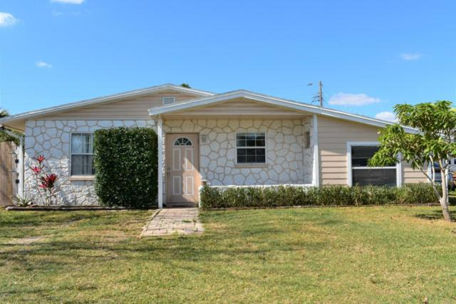 4408 Eleanor Drive, Melbourne, FL 32935 (MLS #805613) :: Better Homes and Gardens Real Estate Star
