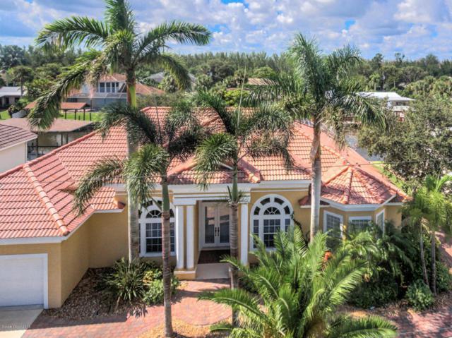 361 Hiawatha Way, Melbourne Beach, FL 32951 (MLS #805632) :: Better Homes and Gardens Real Estate Star