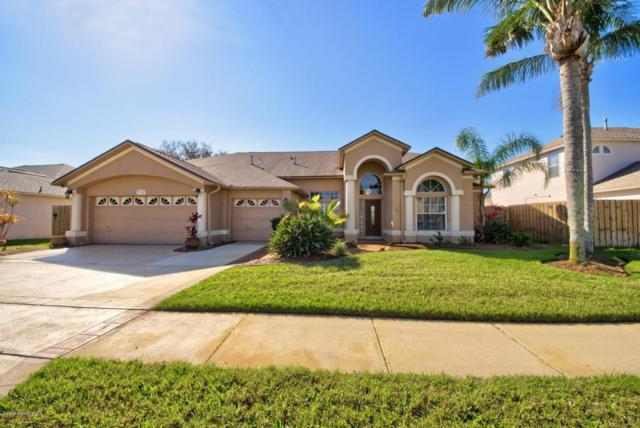 2705 Summer Brook Street, Melbourne, FL 32940 (MLS #805636) :: Better Homes and Gardens Real Estate Star