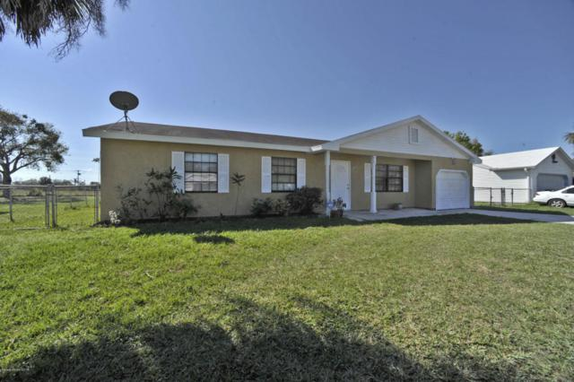 1658 Arcot Circle NE, Palm Bay, FL 32905 (MLS #805640) :: Better Homes and Gardens Real Estate Star