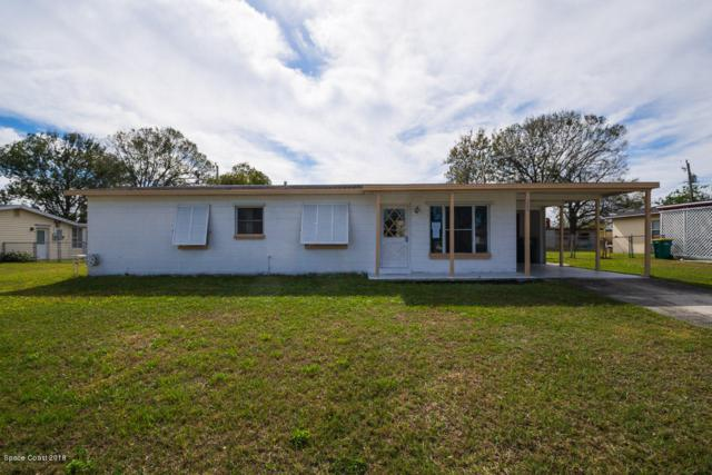 1987 Nixon Avenue, Melbourne, FL 32935 (MLS #805666) :: Better Homes and Gardens Real Estate Star