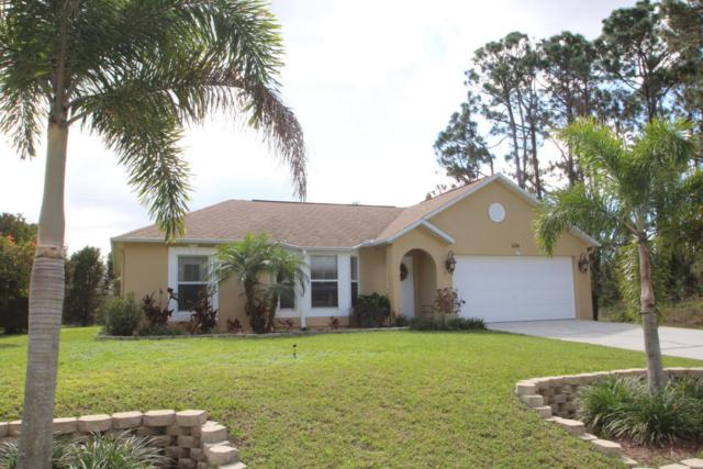 430 Bluefields Street SE, Palm Bay, FL 32909 (MLS #805674) :: Better Homes and Gardens Real Estate Star