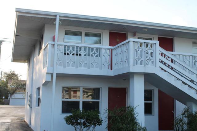 8522 N Atlantic Avenue #32, Cape Canaveral, FL 32920 (MLS #805817) :: Pamela Myers Realty