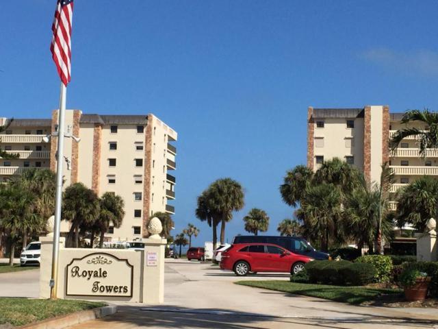1830 N Atlantic Avenue #305, Cocoa Beach, FL 32931 (MLS #805824) :: Pamela Myers Realty