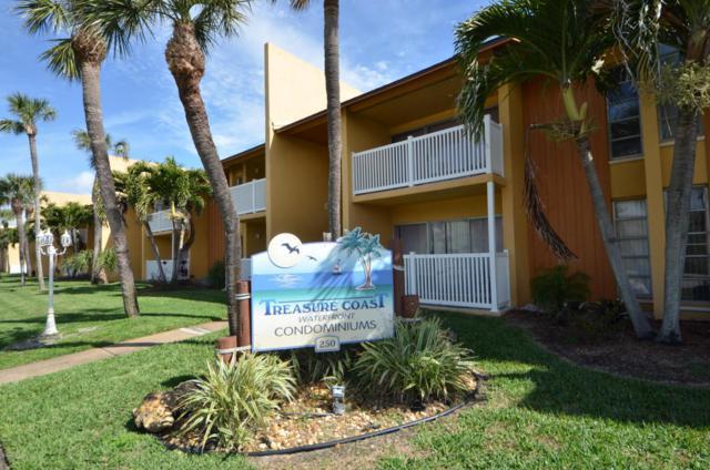 250 N Banana River Drive H5, Merritt Island, FL 32952 (MLS #805976) :: Pamela Myers Realty