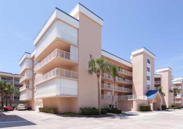 603 Shorewood Drive #301, Cape Canaveral, FL 32920 (MLS #806032) :: Pamela Myers Realty