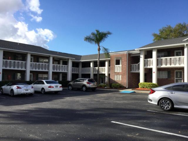1900 Knox Mcrae Drive #208, Titusville, FL 32780 (MLS #806057) :: Pamela Myers Realty
