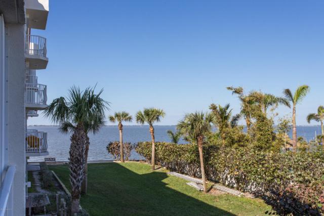 3360 S Atlantic Avenue #213, Cocoa Beach, FL 32931 (MLS #806068) :: Pamela Myers Realty