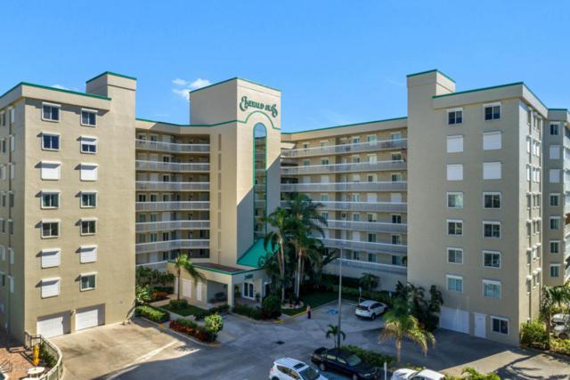 3400 Ocean Beach Boulevard #807, Cocoa Beach, FL 32931 (MLS #806070) :: Pamela Myers Realty