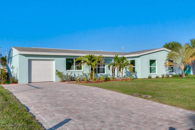 469 Watts Way, Cocoa Beach, FL 32931 (MLS #806121) :: Pamela Myers Realty