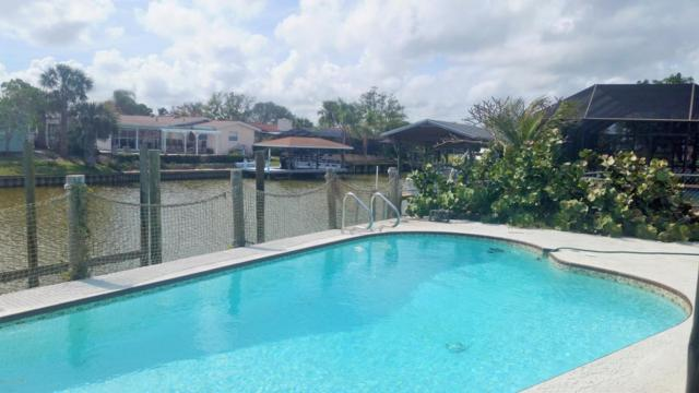 495 Diana Boulevard, Merritt Island, FL 32953 (MLS #806131) :: Pamela Myers Realty