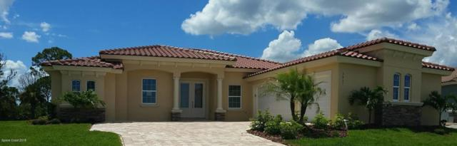 7327 Preserve Pointe Drive, Merritt Island, FL 32953 (MLS #806141) :: Pamela Myers Realty