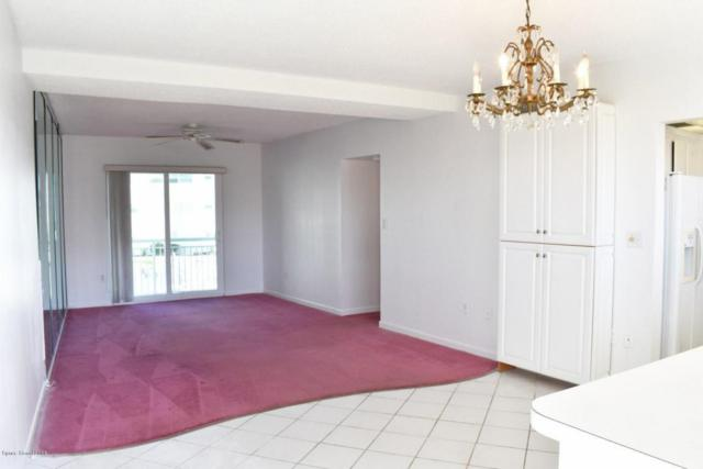 4000 Ocean Beach Boulevard 2J, Cocoa Beach, FL 32931 (MLS #806181) :: Pamela Myers Realty