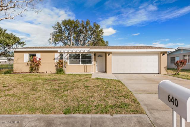 640 Barrett Drive, Merritt Island, FL 32952 (MLS #806182) :: Pamela Myers Realty