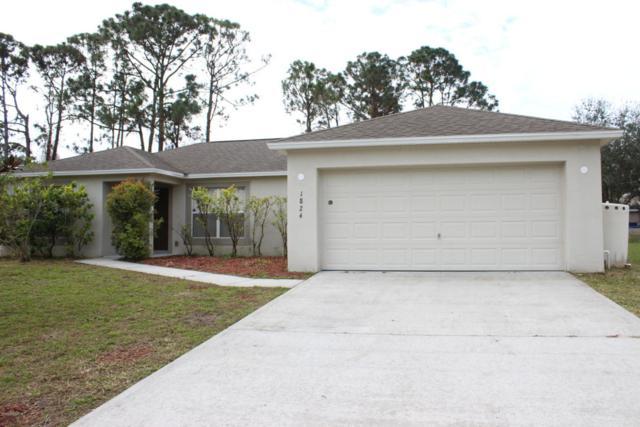 1824 Warton Avenue SE, Palm Bay, FL 32909 (MLS #806197) :: Pamela Myers Realty