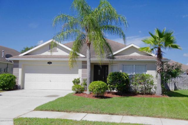 1760 Sun Gazer Drive, Rockledge, FL 32955 (MLS #806215) :: Pamela Myers Realty