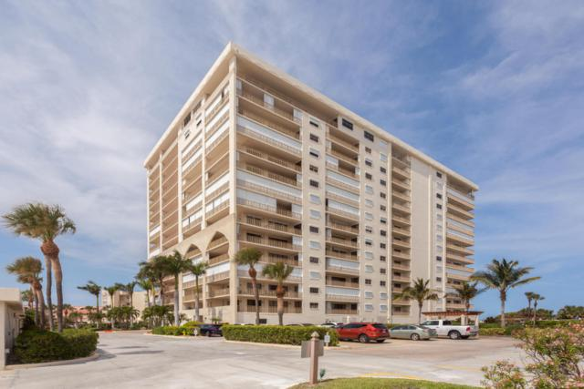 750 N Atlantic Avenue #1109, Cocoa Beach, FL 32931 (MLS #806301) :: Pamela Myers Realty