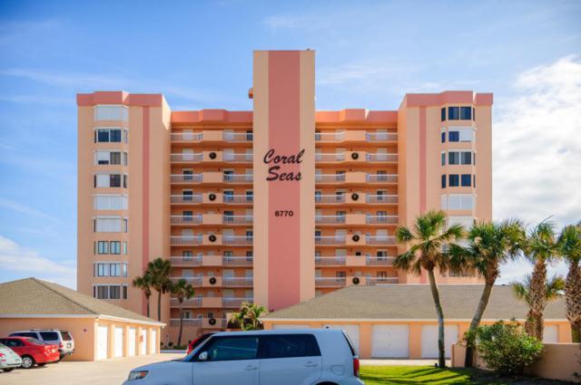 6770 Ridgewood Avenue #701, Cocoa Beach, FL 32931 (MLS #806334) :: Premium Properties Real Estate Services