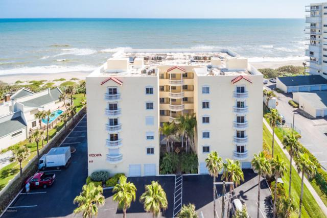 925 N Highway A1a #601, Indialantic, FL 32903 (MLS #806389) :: Premium Properties Real Estate Services