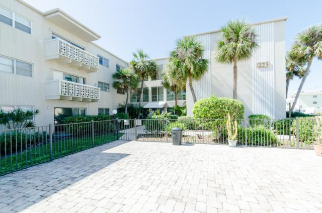 223 Columbia Drive #116, Cape Canaveral, FL 32920 (MLS #806398) :: Pamela Myers Realty