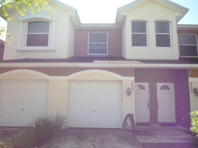 1035 Venetian Drive #202, Melbourne, FL 32904 (MLS #806612) :: Premium Properties Real Estate Services