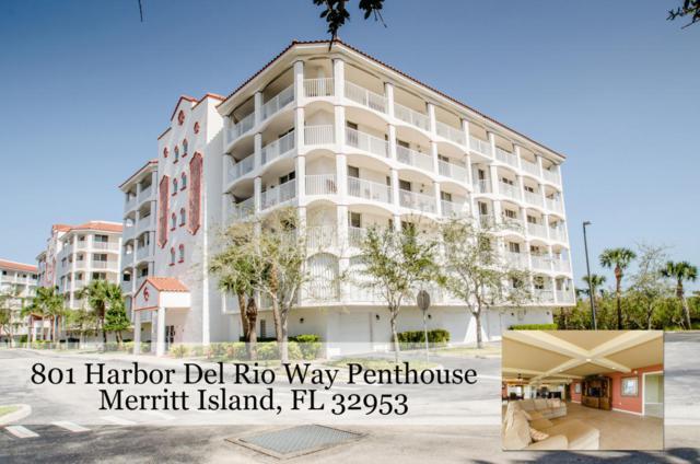 801 Del Rio Way #603, Merritt Island, FL 32953 (MLS #806913) :: Pamela Myers Realty