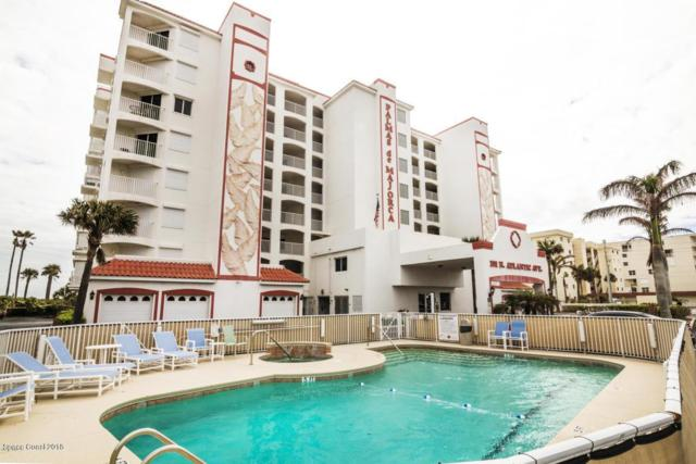 301 N Atlantic Avenue #702, Cocoa Beach, FL 32931 (MLS #807112) :: Pamela Myers Realty