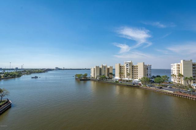134 Starboard Lane #603, Merritt Island, FL 32953 (MLS #807188) :: Premium Properties Real Estate Services