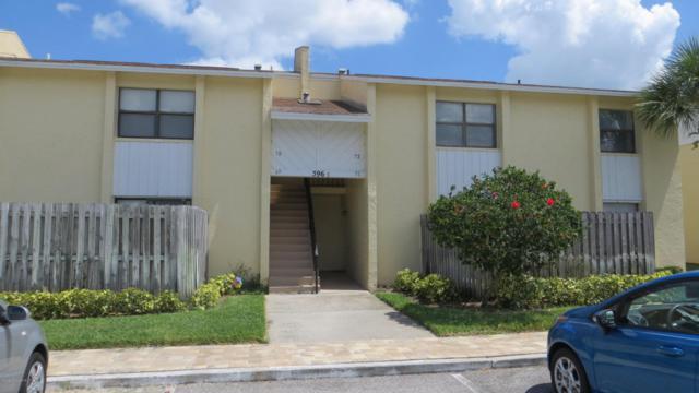 596 N Wickham Road #72, Melbourne, FL 32935 (MLS #807226) :: Pamela Myers Realty