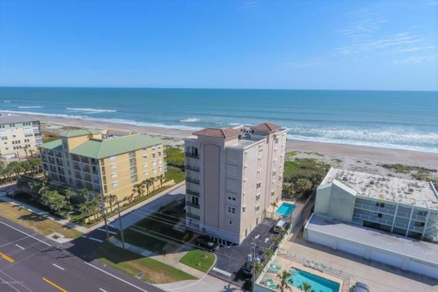 2485 S Atlantic Avenue #401, Cocoa Beach, FL 32931 (MLS #807227) :: Premium Properties Real Estate Services