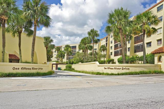 115 N Indian River Drive #120, Cocoa, FL 32922 (MLS #807304) :: Premium Properties Real Estate Services
