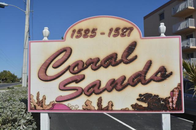 1527 S Atlantic Avenue #301, Cocoa Beach, FL 32931 (MLS #807315) :: Pamela Myers Realty
