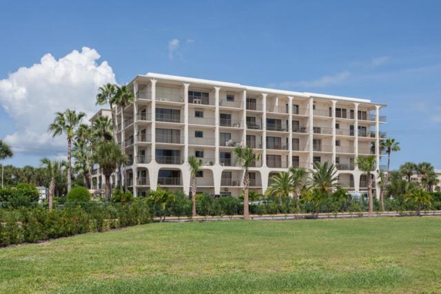 2090 N Atlantic Avenue #405, Cocoa Beach, FL 32931 (MLS #807331) :: Pamela Myers Realty