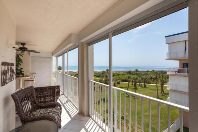 701 Solana Shores Drive #407, Cape Canaveral, FL 32920 (MLS #807447) :: Pamela Myers Realty
