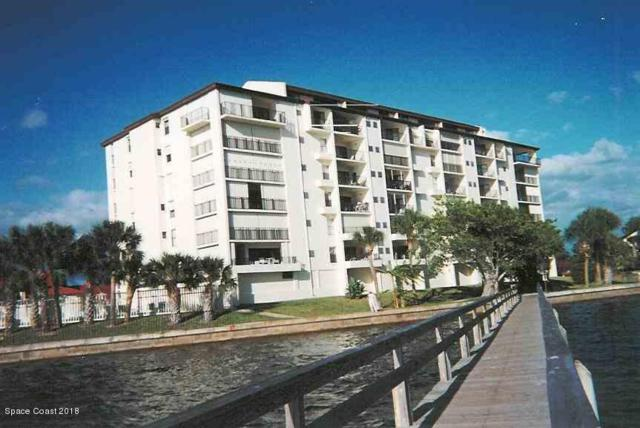 3220 River Villa Way #143, Melbourne Beach, FL 32951 (MLS #807530) :: Pamela Myers Realty