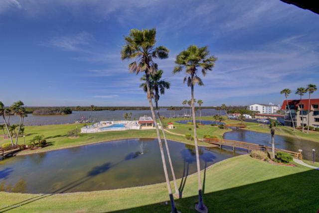 760 S Brevard Avenue #417, Cocoa Beach, FL 32931 (MLS #807554) :: Pamela Myers Realty