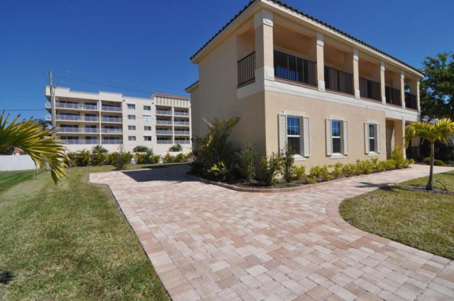 612 Manatee Bay Drive, Cape Canaveral, FL 32920 (MLS #807557) :: Premium Properties Real Estate Services