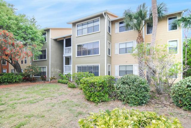 225 S Tropical Trl #119, Merritt Island, FL 32952 (MLS #807611) :: Pamela Myers Realty
