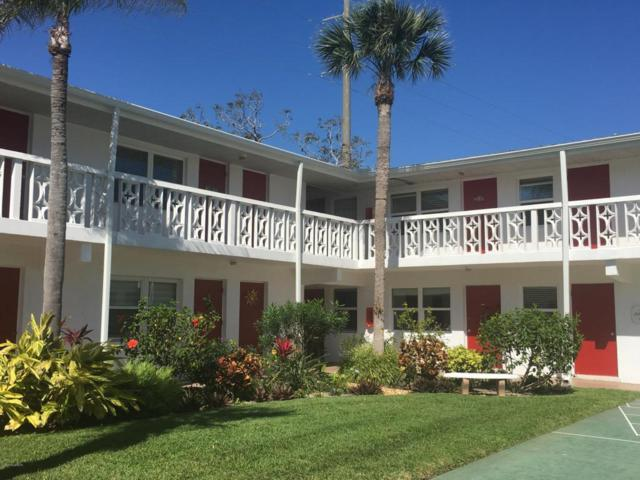 8522 N Atlantic Avenue #42, Cape Canaveral, FL 32920 (MLS #807767) :: Premium Properties Real Estate Services
